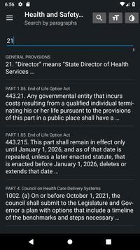 California Health & Safety Code 2019 free offline screenshot 4