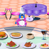 NY Penguin Cooking Restaurant icon