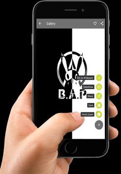 BAP Wallpaper HD poster
