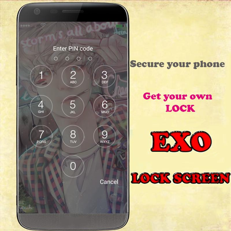 Exo Hd Screen Locker For Android Apk Download
