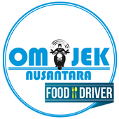 OMJEK NUSANTARA   FOOD DRIVER icon
