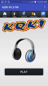 KQKI 95.3 FM screenshot 1