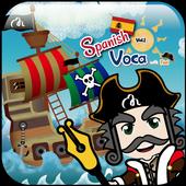 Captain Spanish STEP I (Free) icon