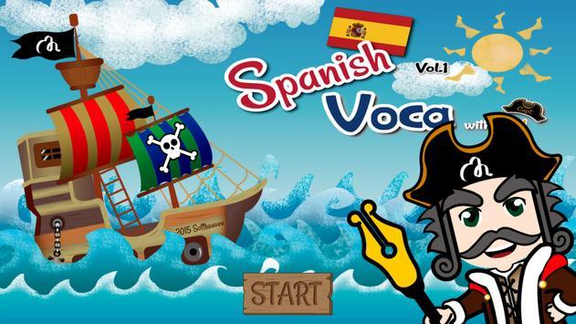 Captain Spanish STEP I (Free) poster