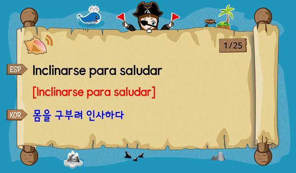 Captain Spanish STEP I (Free) screenshot 21