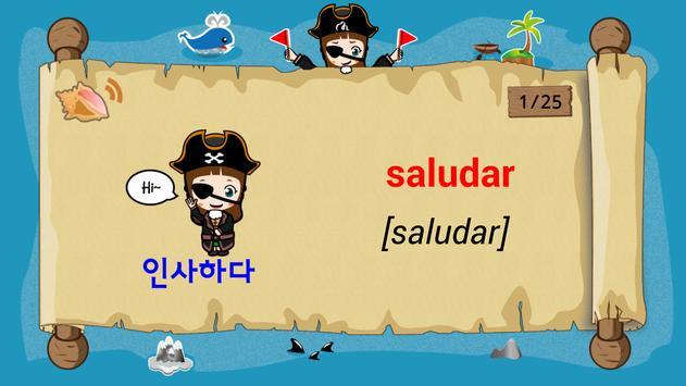 Captain Spanish STEP I (Free) screenshot 4