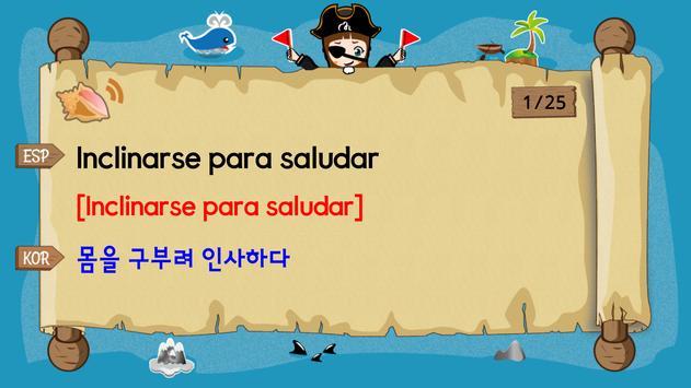 Captain Spanish STEP I (Free) screenshot 5