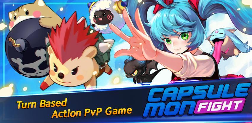 Capsulemon Fight APK