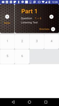 넥서스 - 나혼자 끝내는 신(新)토익 LC+RC 1000제 screenshot 3