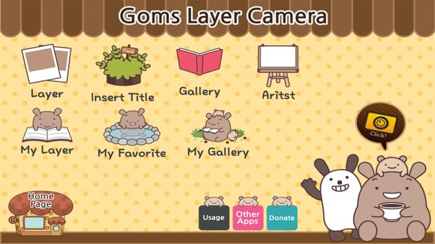 Goms Layer Camera poster