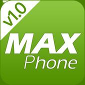 MAX Phone - 자동차 재활용 부품관리 시스템 icon
