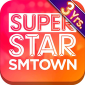 SuperStar SMTOWN आइकन