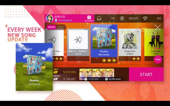 SuperStar SMTOWN apk स्क्रीनशॉट