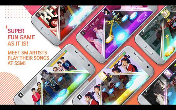 SuperStar SMTOWN apk screenshot
