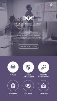 NET and Human Interface poster