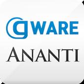 The Ananti 그룹웨어 icon