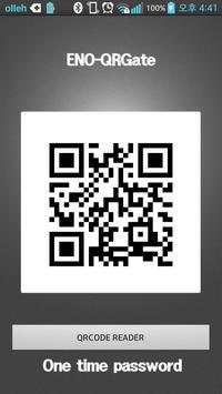 EnoQRGate 1.0 apk screenshot