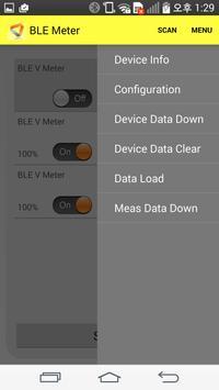 Smart BLE Meter apk screenshot