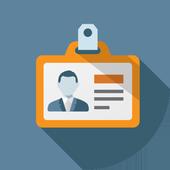 모바일 사원증 icon