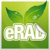 실시간 환경방사능 정보(eRAD@NOW) icon