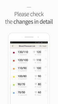 Blood Pressure(BP) Diary screenshot 3