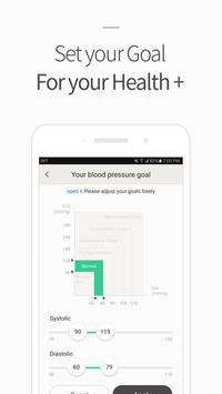 Blood Pressure(BP) Diary screenshot 4