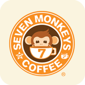 세븐몽키스 커피점찾기 icon