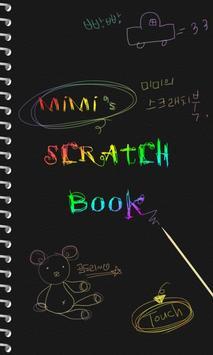 Mimi's Scratch Book poster