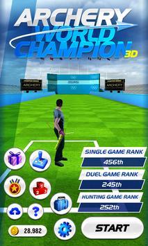 Archery World Champion 3D screenshot 24