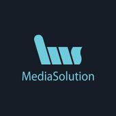 미디어솔루션 사내 메신저 icon