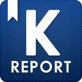 케이리포트(K-REPORT) - 기업정보검색,기업보고서 icon