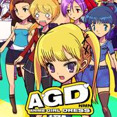 Anime Girl Dress icon