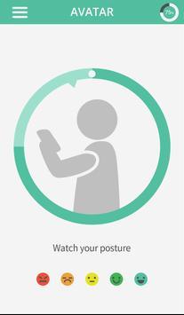 ALEX, the posture coach screenshot 1