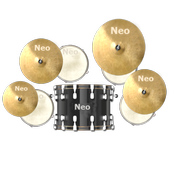 Drum (just play music) icon
