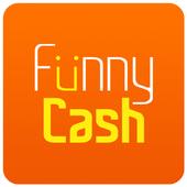 퍼니캐시-재미와 소통하는 돈버는어플, 돈버는앱 icon