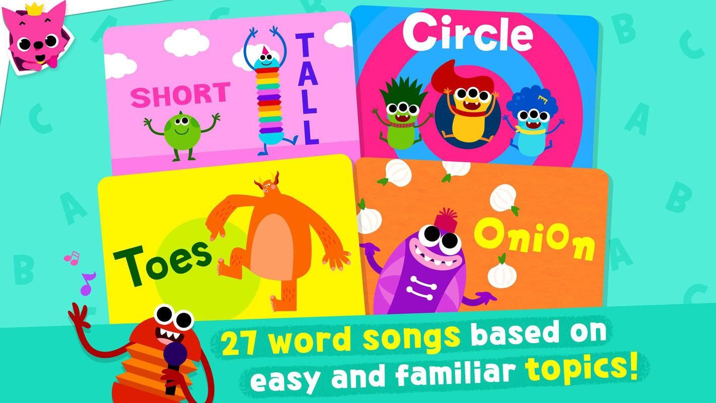 Pinkfong Word Power for Android - APK Download