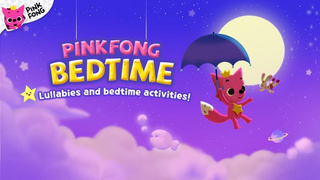 Pinkfong Bedtime poster