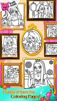 The Snow Queen Coloring Book poster