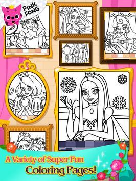 The Snow Queen Coloring Book apk screenshot