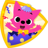 PINKFONG! Surprise Eggs icon