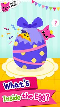 PINKFONG! Surprise Eggs poster