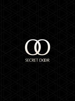 SECRET DOOR poster