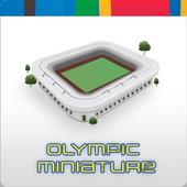 2018올림픽 미니어쳐 icon