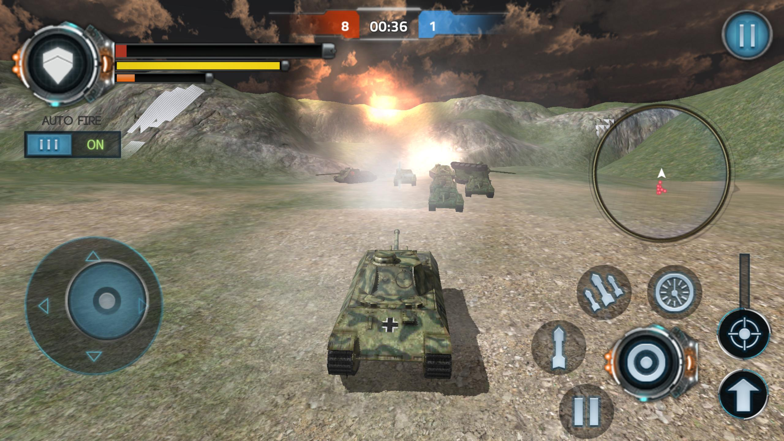 3D Tank Game - Tank World War for Android - APK Download