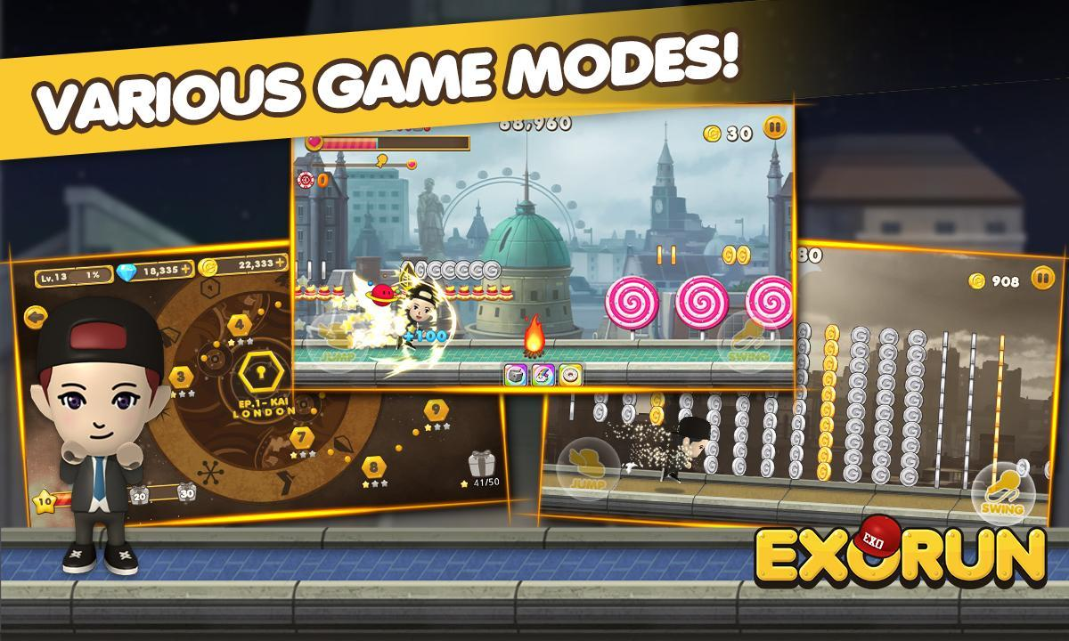 EXORUN for Android - APK Download