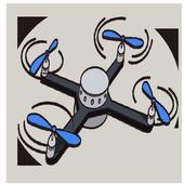 원교재사 드론 icon