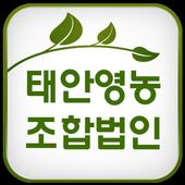 태안영농조합법인 icon