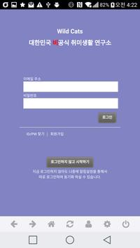 Wild Cats : 대한민국 '비'공식 취미생활 연구소 poster