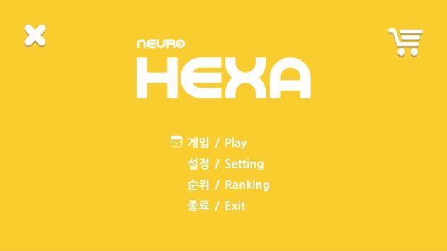 뉴로 헥사(Neuro Hexa) poster