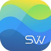 소셜웨이브 icon